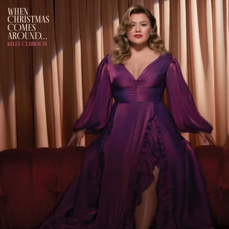 Kelly Clarkson Christmas Isn't Canceled (Just You)